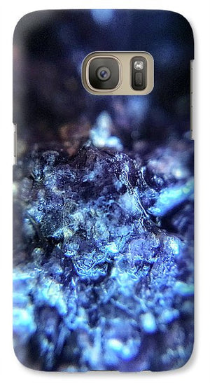 Crystals And Stones Lepidolite 8990 - Phone Case - Jani Bryson Intuitive Photographer