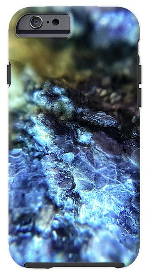Crystals And Stones Lepidolite 9003 - Phone Case - Jani Bryson Intuitive Photographer
