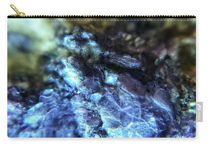 Crystals And Stones Lepidolite 9003 - Carry-All Pouch - Jani Bryson Intuitive Photographer