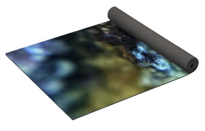 Crystals And Stones Lepidolite 9003 - Yoga Mat - Jani Bryson Intuitive Photographer