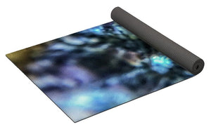 Crystals And Stones Lepidolite 9018 - Yoga Mat - Jani Bryson Intuitive Photographer