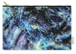 Crystals And Stones Lepidolite 9018 - Carry-All Pouch - Jani Bryson Intuitive Photographer
