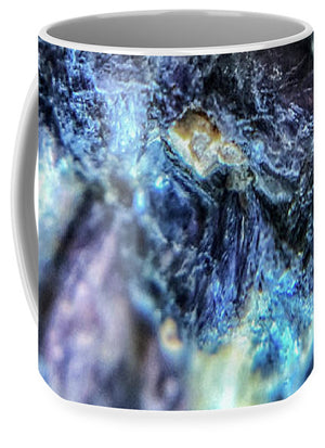 Crystals And Stones Lepidolite 9018 - Mug - Jani Bryson Intuitive Photographer