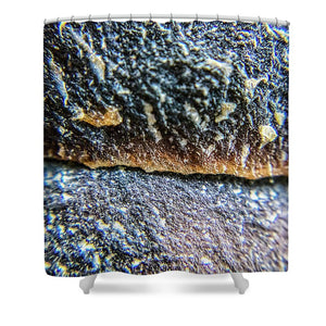 Crystals And Stones Mook Jasper 3454 - Shower Curtain