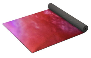 Crystals And Stones Pink Opal 9031 - Yoga Mat