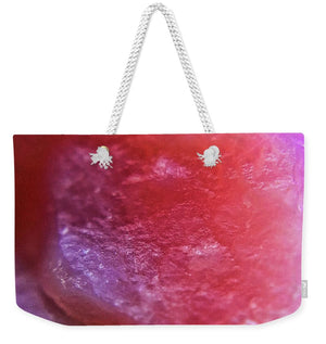 Crystals And Stones Pink Opal 9031 - Weekender Tote Bag - Jani Bryson Intuitive Photographer