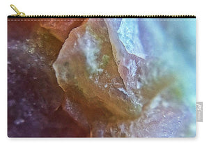 Crystals And Stones Pink Opal 9042 - Carry-All Pouch - Jani Bryson Intuitive Photographer