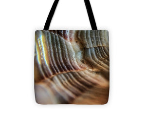 Crystals And Stones Shell 4721 - Tote Bag