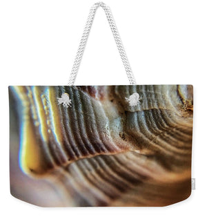 Crystals And Stones Shell 4721 - Weekender Tote Bag