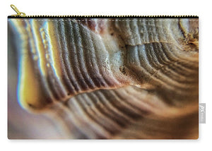 Crystals And Stones Shell 4721 - Carry-All Pouch - Jani Bryson Intuitive Photographer