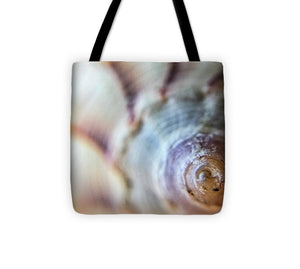 Crystals And Stones Shell 4972 - Tote Bag
