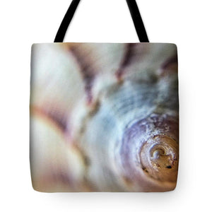 Crystals And Stones Shell 4972 - Tote Bag - Jani Bryson Intuitive Photographer