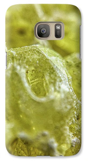 Crystals And Stones Sulphur 1617  - Phone Case