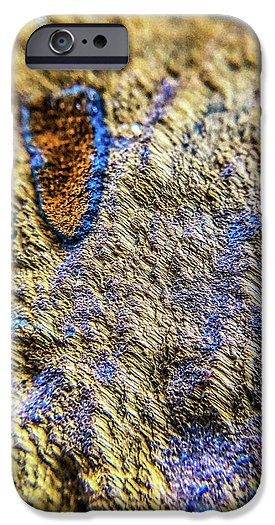 Crystals And Stones Tiger Eye 4689 - Phone Case - Jani Bryson Intuitive Photographer