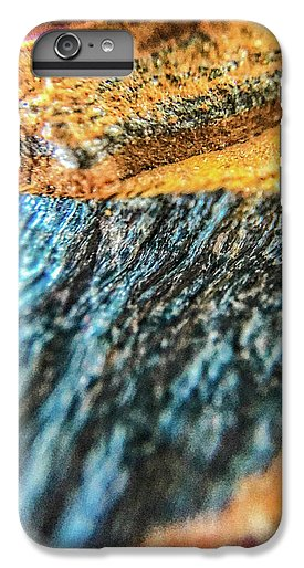 Crystals And Stones Tiger Eye 4775 - Phone Case - Jani Bryson Intuitive Photographer