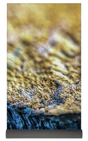 Crystals And Stones Tiger Eye 4796 - Yoga Mat - Jani Bryson Intuitive Photographer