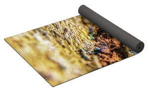 Crystals And Stones Tiger Eye 4809 - Yoga Mat - Jani Bryson Intuitive Photographer