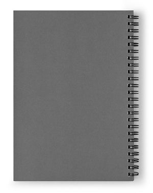 Crystal And Stones Pyrite 4001 - Spiral Notebook - Jani Bryson Intuitive Photographer