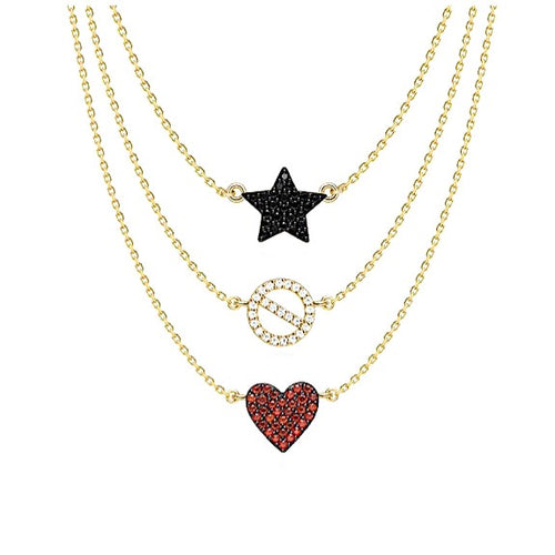 Emotion Pendant Necklace/S925