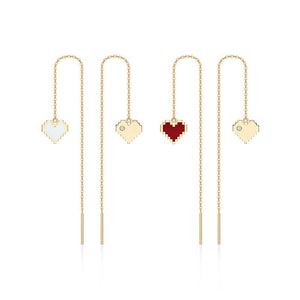 ILY Cable Earring/S925