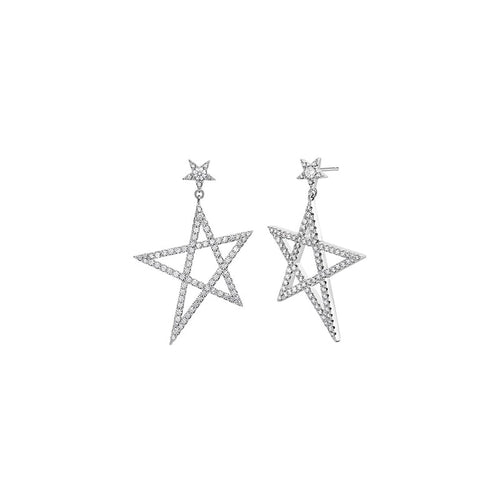 Star Earrings/Starry Collection/SS925