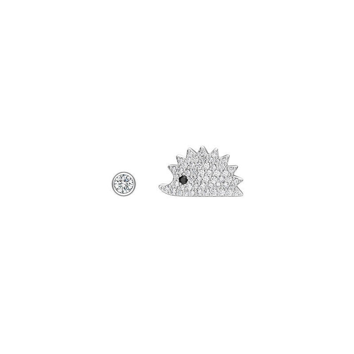 Hedgehog Stud Earring/Animal Collection/S925