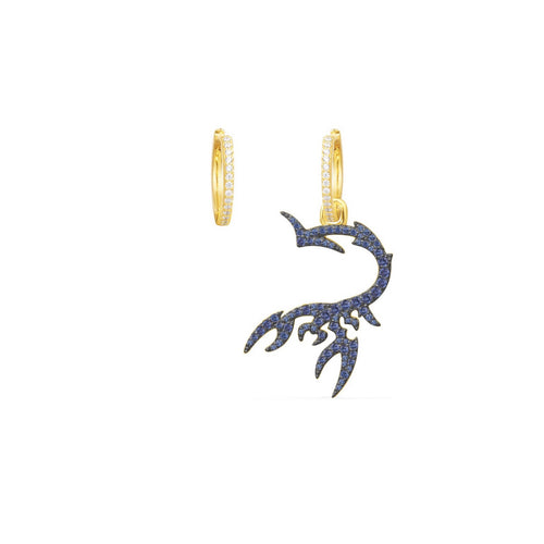 Scorpio Earrings/S925