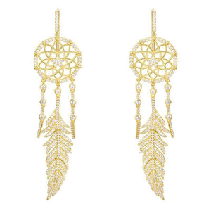 Dream Catcher/Yellow Silver Collection/S925