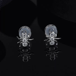 Insects Collection/Dark Gray/Silver 925