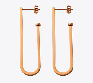 Pipe Drop Earrings - Bit of Me