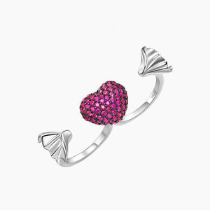 Candy Heart Ring/Candy Collection/S925