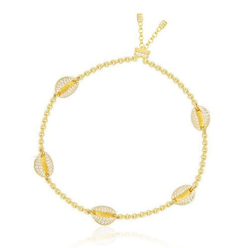 Shell Necklace/Bracelet/Anklet/S925