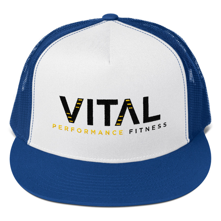 Vital Trucker Cap - Vital Performance Fitness