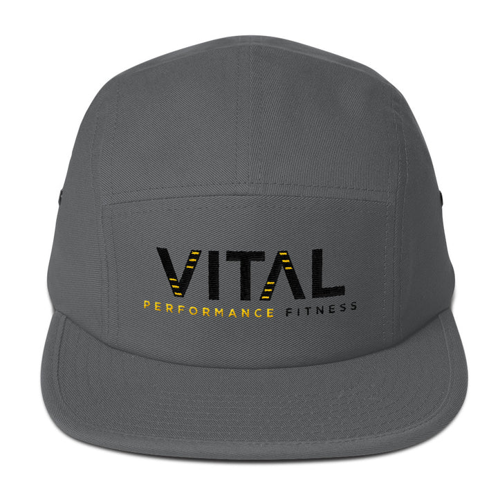 Vital 5 Panel Otto Cap Camper - Vital Performance Fitness