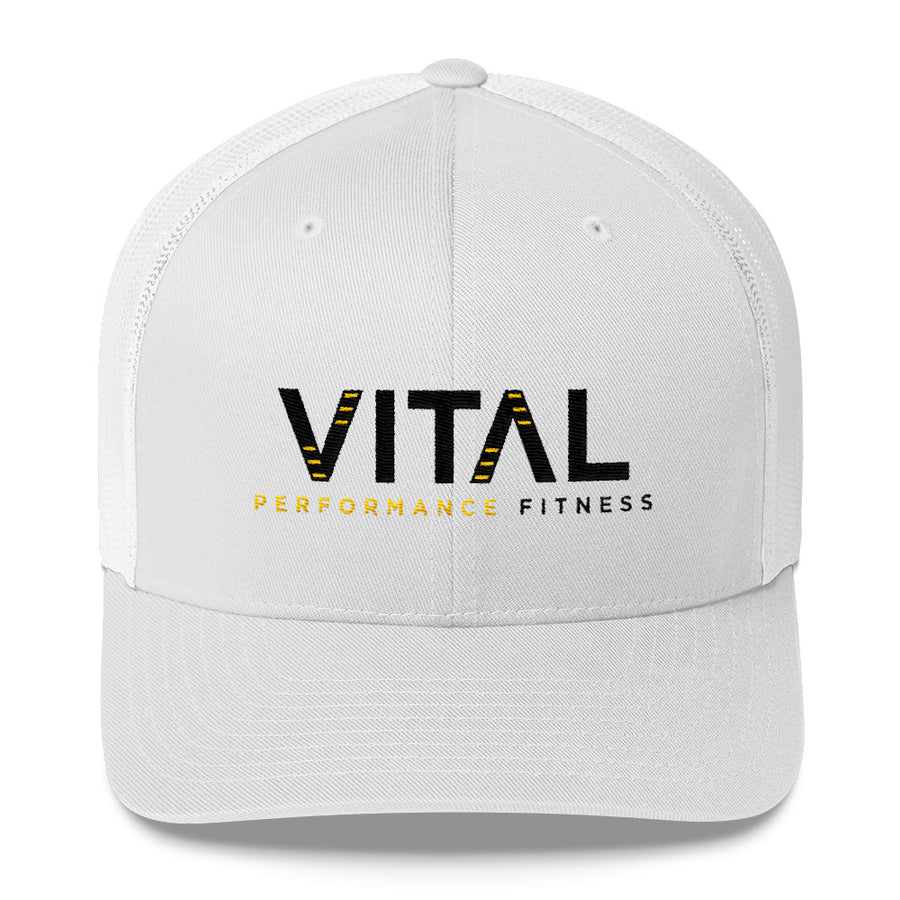 Vital Yupoong Trucker Cap Mesh Back - Vital Performance Fitness