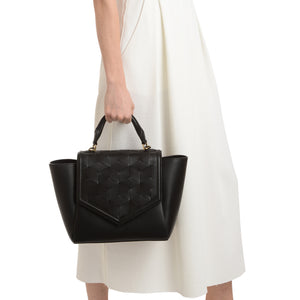 Saunter Flap Satchel