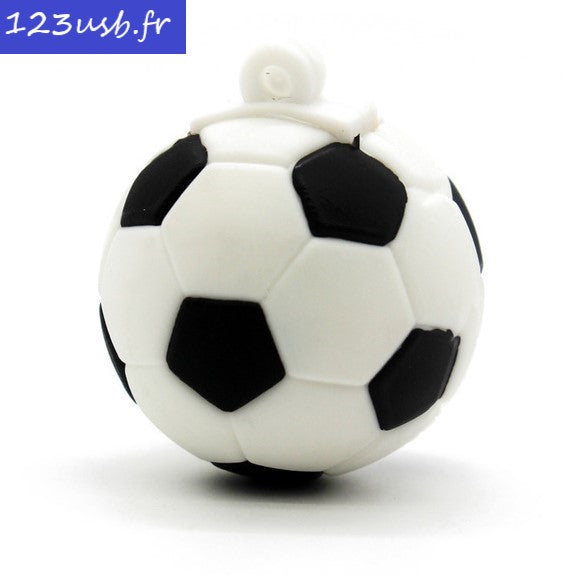 "Clé USB ""Ballon Foot"" (65026) 4Go à 32Go"