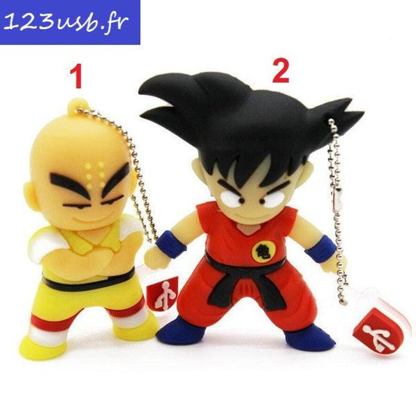 "Clé USB ""Dragon Ball"" (65021) 4Go à 32Go"