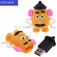"Clé USB ""Monsieur Patate"" (65031) 4Go à 32Go"