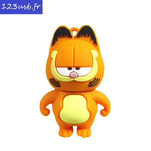 "Clé USB ""Chat Garfield"" (65017) 4Go à 32Go"