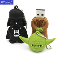 "Clé USB ""Star Wars"" (65010) 4Go à 32Go"