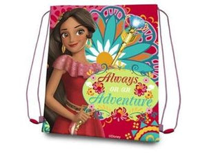 Disney Elena of Avalor Drawstring Bag - kalender data