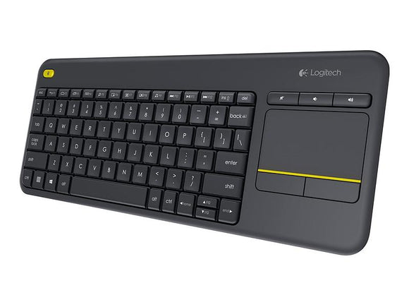 Logitech Wireless touch keyboard k400 plus - kalender data