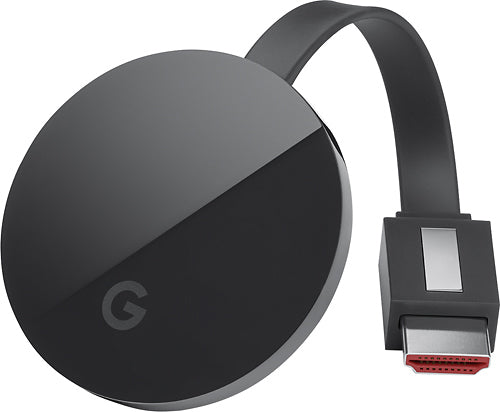Chromecast Mediastreamer Ultra - kalender data