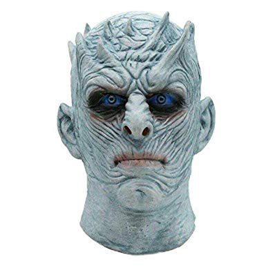 Halloween Mask Night King