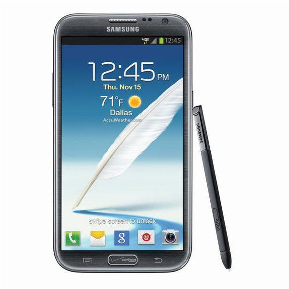 Samsung Note 2 - kalender data