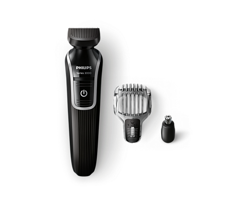 Philips multigroom serie 3000 - kalender data