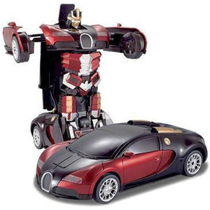 RC Force Ares Bugatti Transformer Car