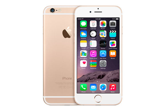 Reparation iPhone 6 - kalender data