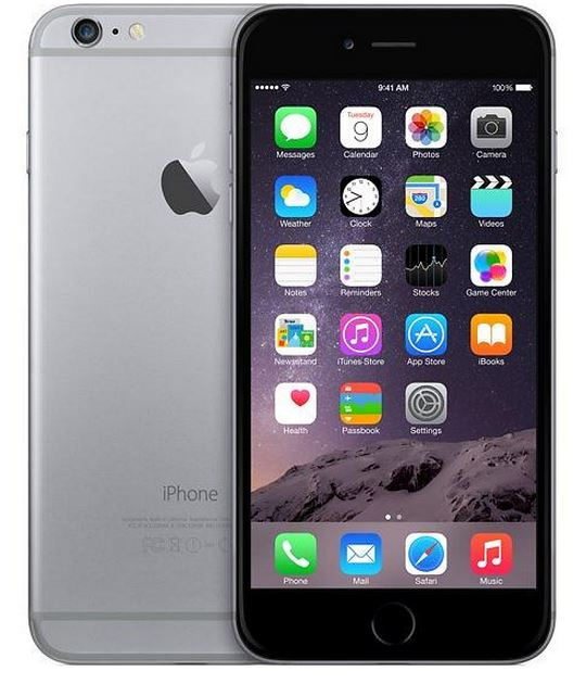 Reparation iphone 6 plus - kalender data